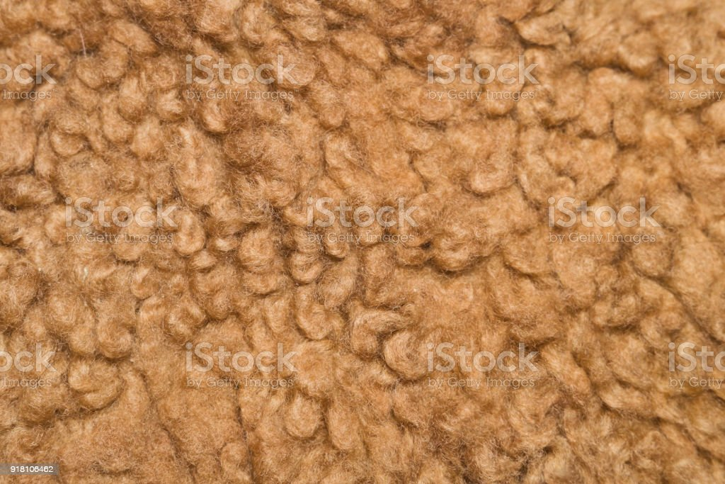 texture brown wool stock photo