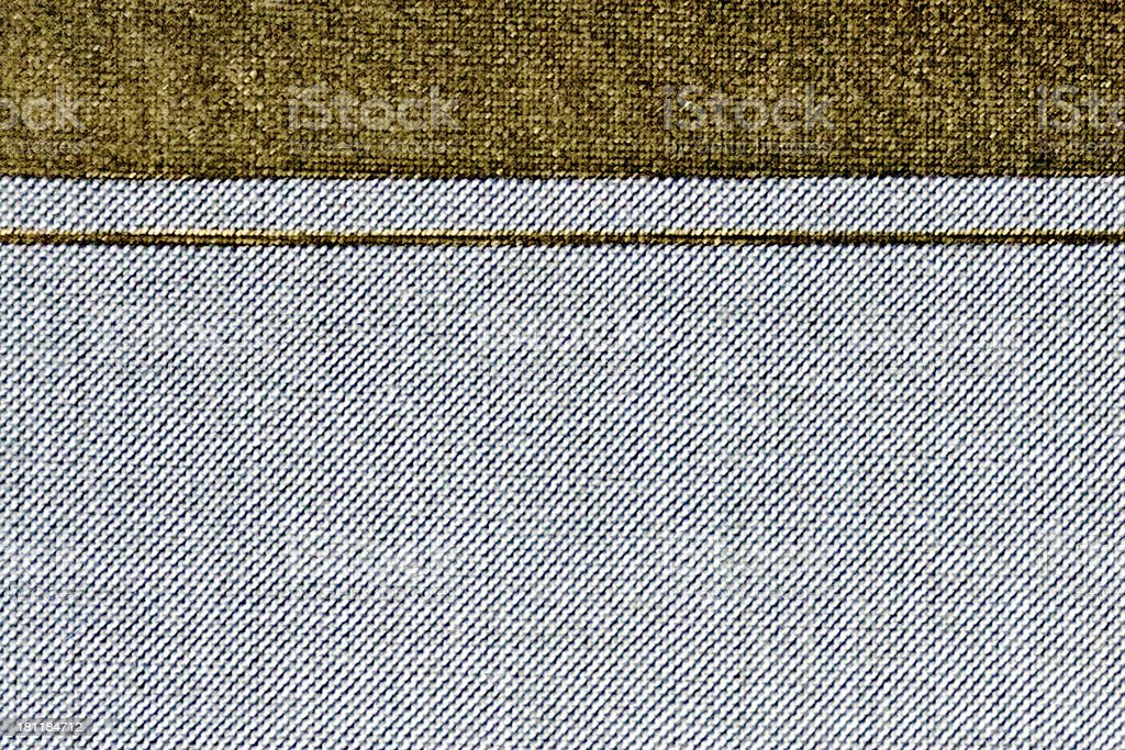 Texture canvas fabric as book background royalty-free stock photo