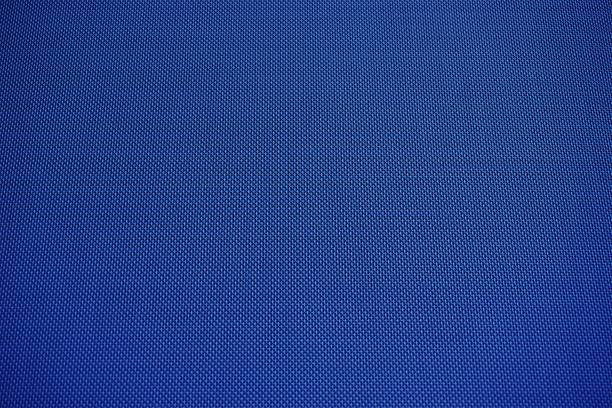 texture dark blue fabric - nylon texture stock pictures, royalty-free photos & images