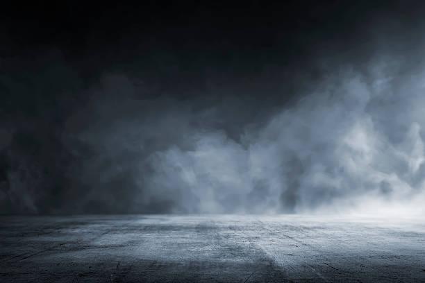 pavimento in cemento scuro texture - calcestruzzo foto e immagini stock