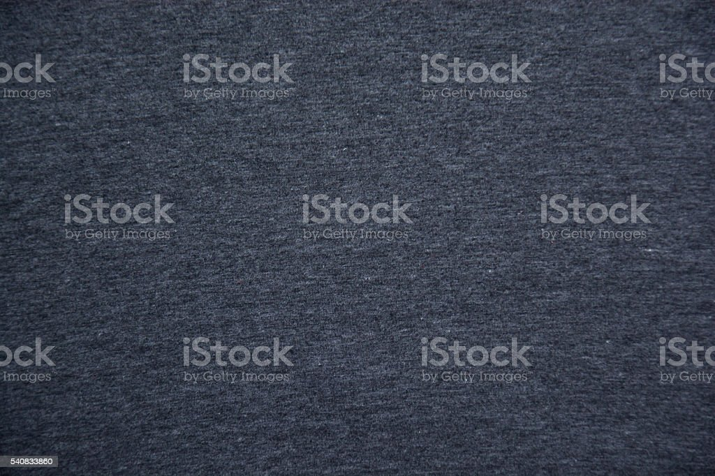 Texture Dark Gray Cotton Textile stock photo