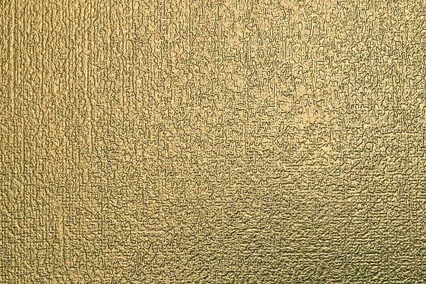 texture glossy surface of golden color - rubber stamp texture stock photos and pictures