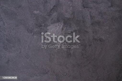 istock Texture grey concrete background. vintage style 1095960808