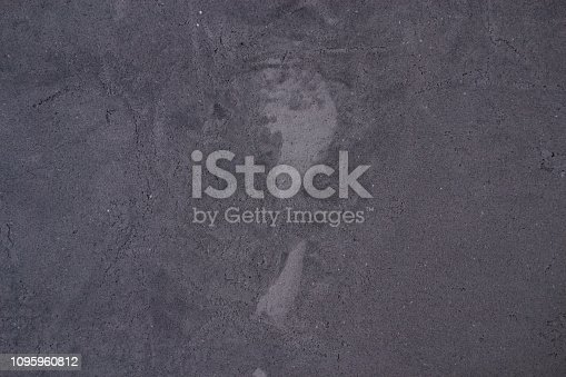 istock Texture grey concrete background. vintage style 1095960812