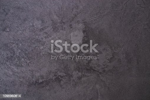 istock Texture grey concrete background. vintage style 1095960814