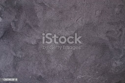 istock Texture grey concrete background. vintage style 1095960818