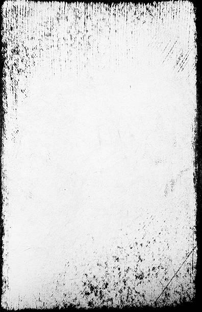 Texture: Grunge Border Background stock photo