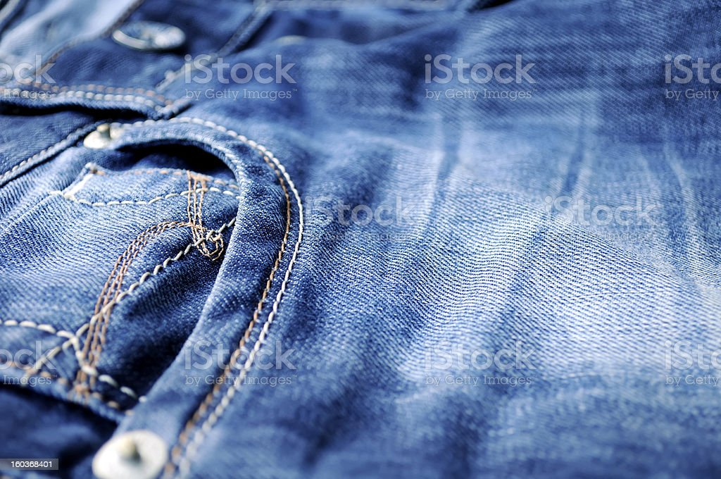 texture jeans royalty-free stock photo