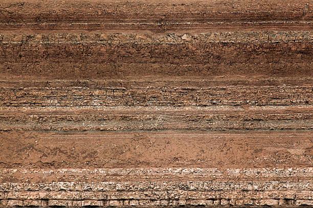 texture layers of earth - 地質學 個照片及圖片檔