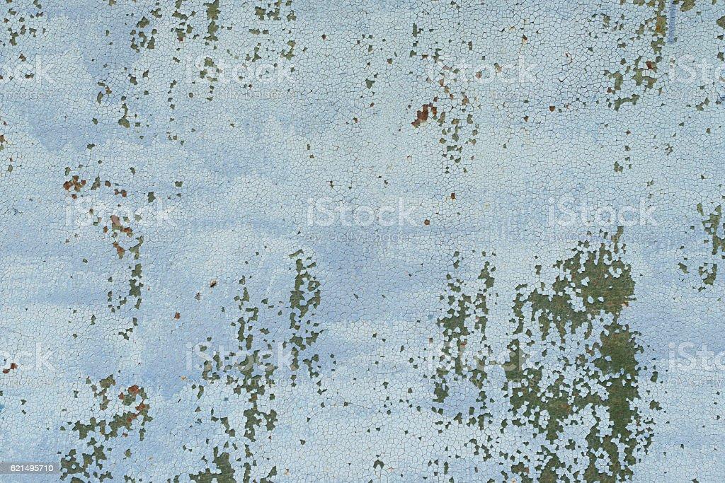 Texture. En métal photo libre de droits