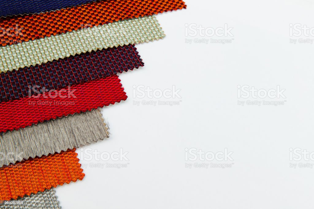 texture multi color fabric - Royalty-free Abstract Stock Photo