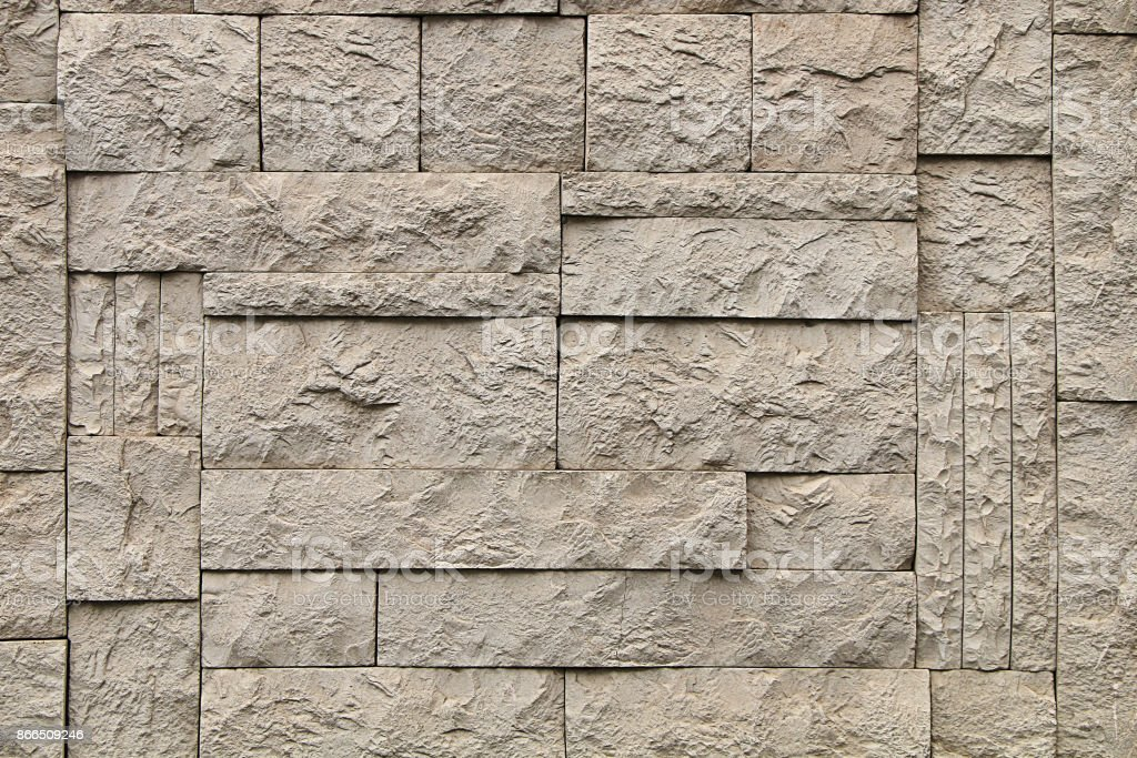 Texture of a modern material for wall decoration stock photo