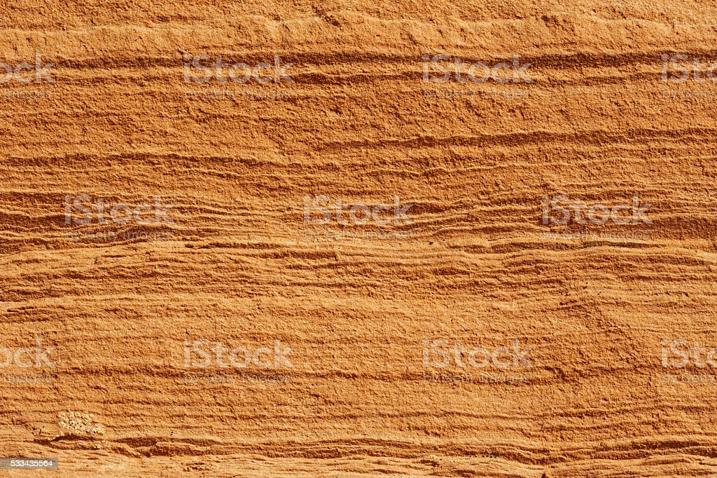 texture of a red rock stock photo