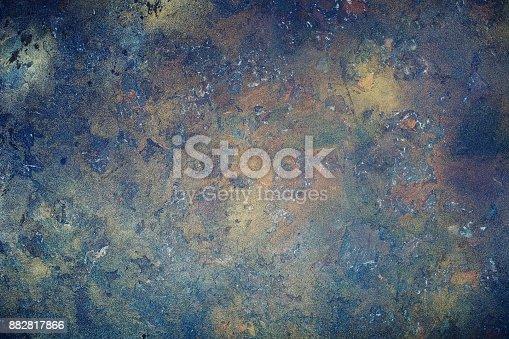 1058533662 istock photo Texture of a rusty surface, Abstract background 882817866