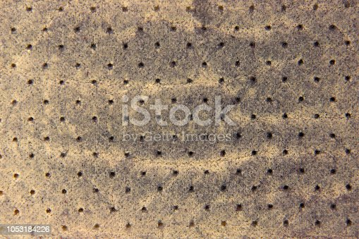 istock Texture of a sponge for suede 1053184226