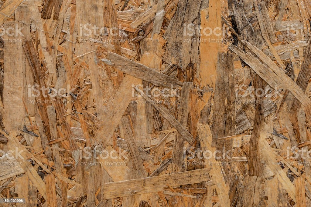 Texture of a wooden board. royalty-free stock photo