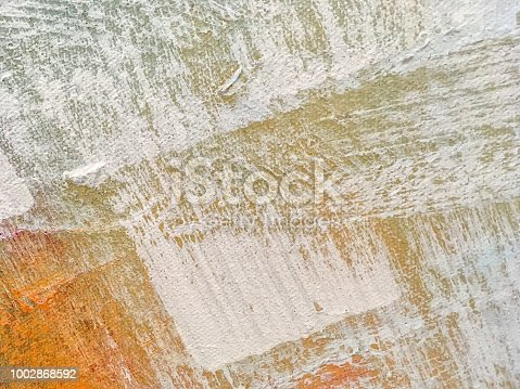 istock Texture of abstract art background beige colors. 1002868592
