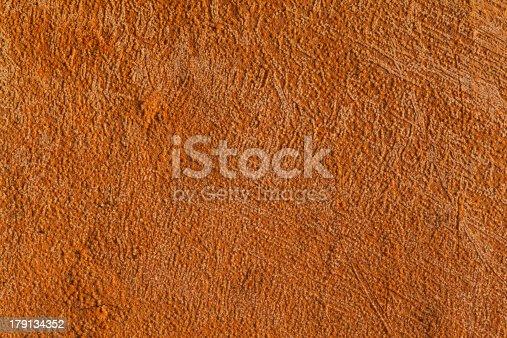 istock Texture of aerated concrete block. 179134352