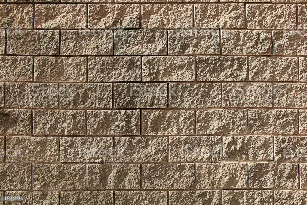 Texture of an ancient stone wall stock photo