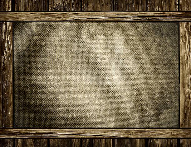 Textur von einer alten grunge-board – Foto