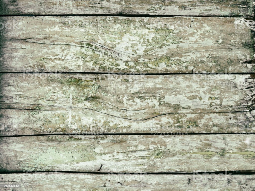 Textura de um velho muro de madeira. Plano de fundo - Foto de stock de Abstrato royalty-free