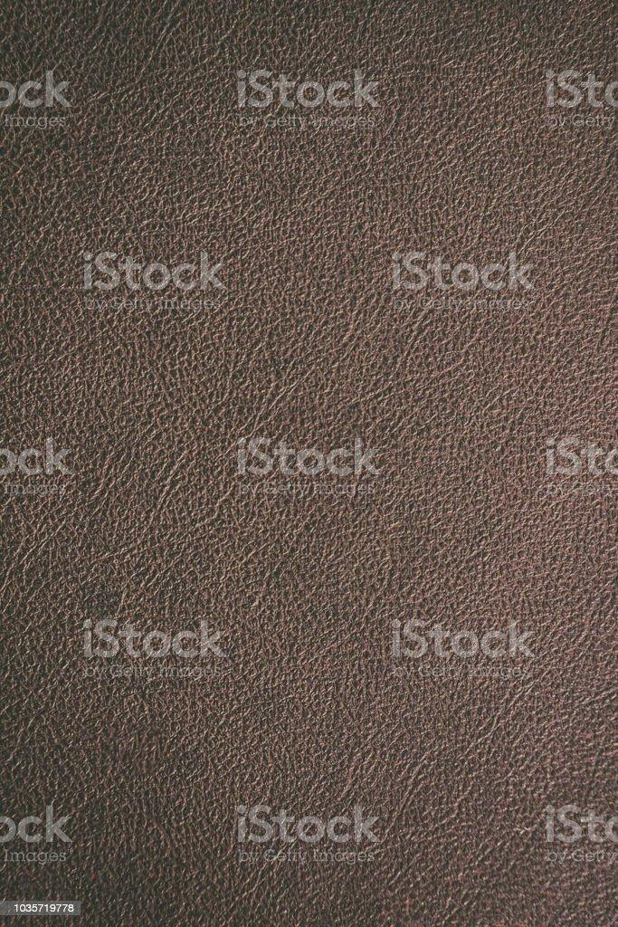 Textura de couro sintético para plano de fundo - foto de acervo