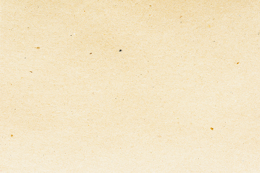 Texture of beige paper for artwork. Modern light background, backdrop, substrate, composition use with copy space