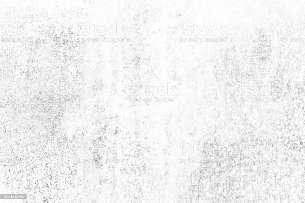 Texture of black and white lines, scratches, dots. Grunge dust and...