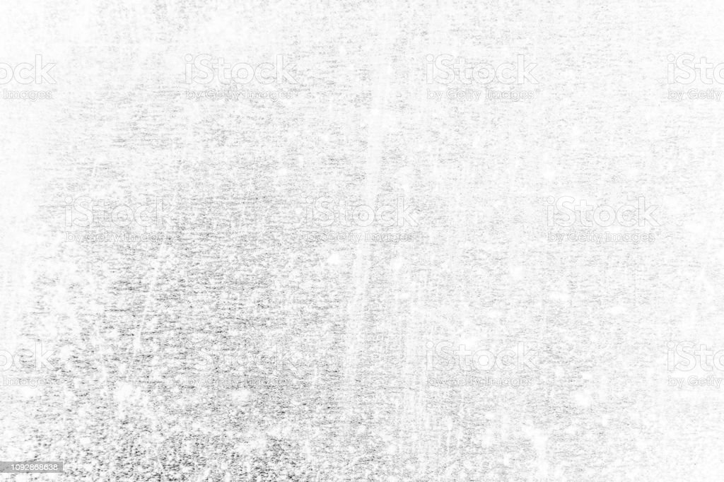 Texture of black and white lines, scratches, dots stock photo