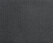 istock Texture of black corrugated cardboard. Dark surface, background 1040359812