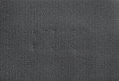 istock Texture of black corrugated cardboard. Dark surface, background 1040359846