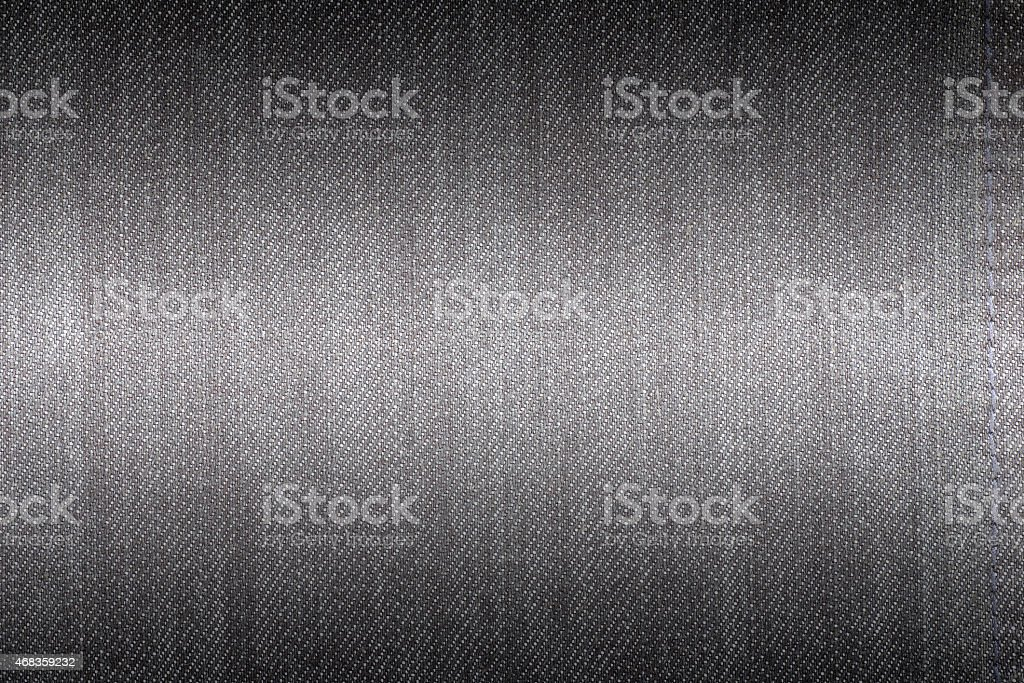 Texture of black jeans background royalty-free stock photo