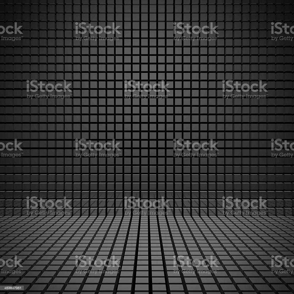 Texture of blocks royalty-free stock photo