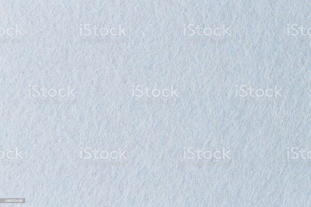 Текстура голубой фетра стоковое фото