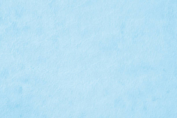 Texture of Blue paper stock photo