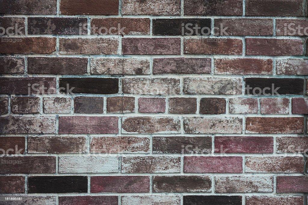 texture of brick wall royalty-free stock photo