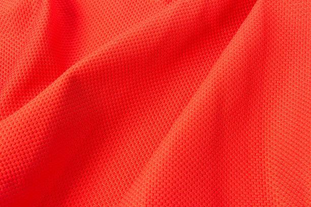 Textura de la tela iluminada, ácido rad con pliegues - foto de stock