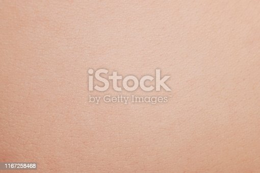 istock Texture of brown baby skin 1167258468