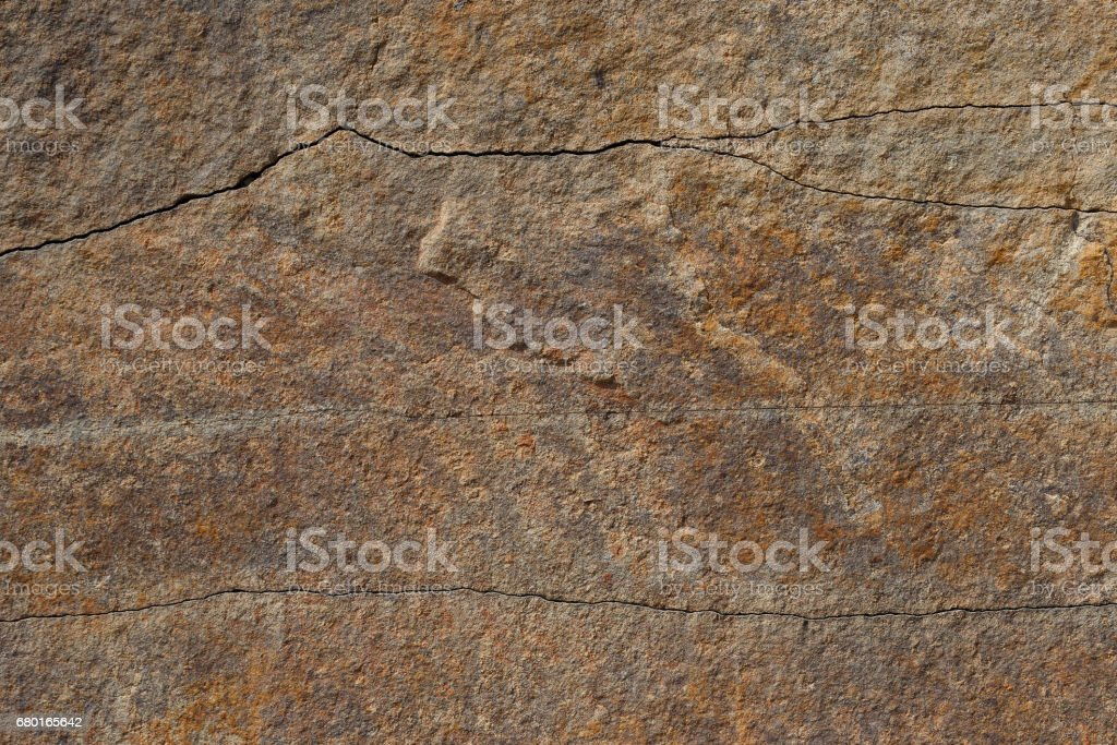 Texture of brown stone stock photo