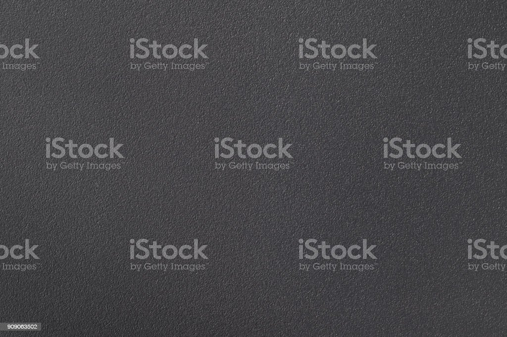 Texture of  bumpy, rugged  metal painted gray. stock photo