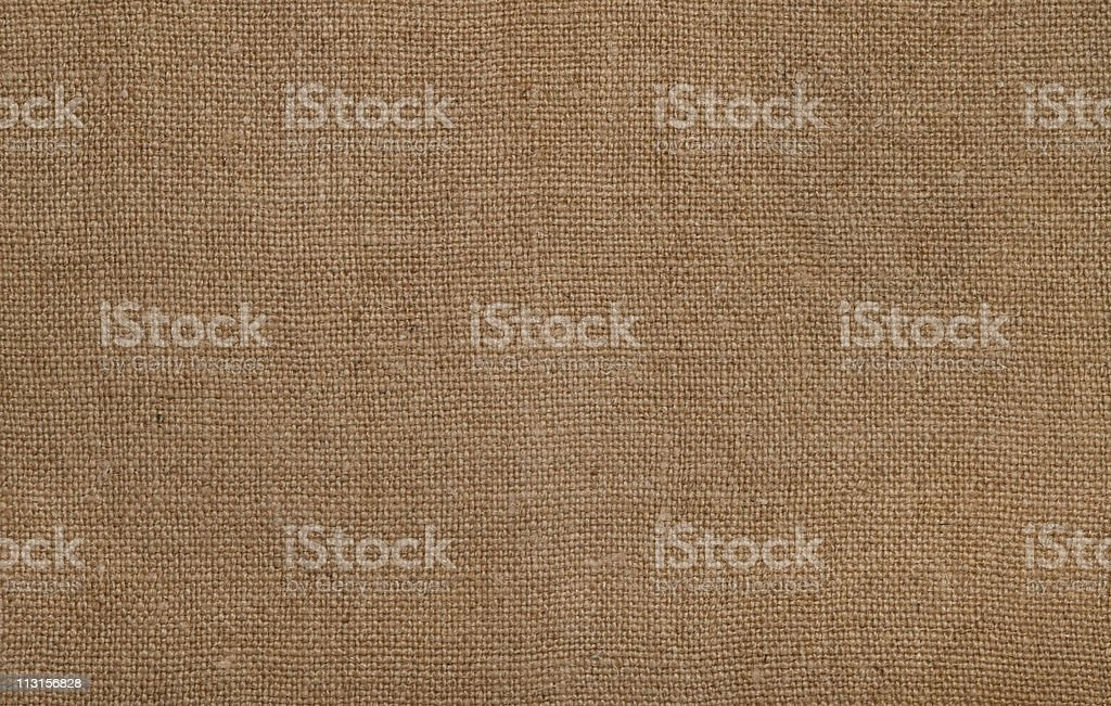 texture of burlap royalty-free stock photo