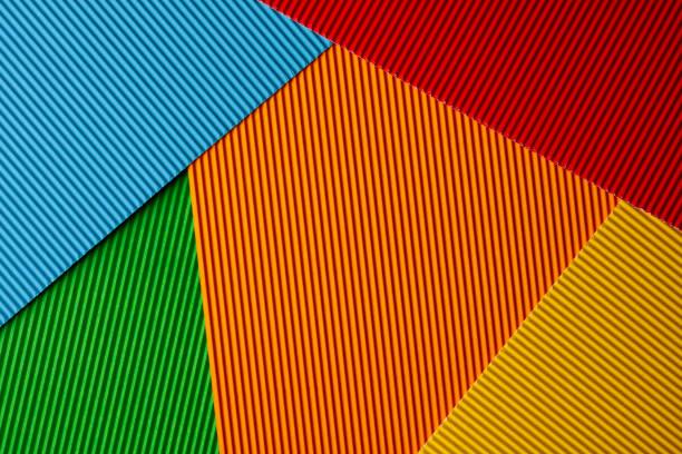 textur von pappe - farbiges papier stock-fotos und bilder