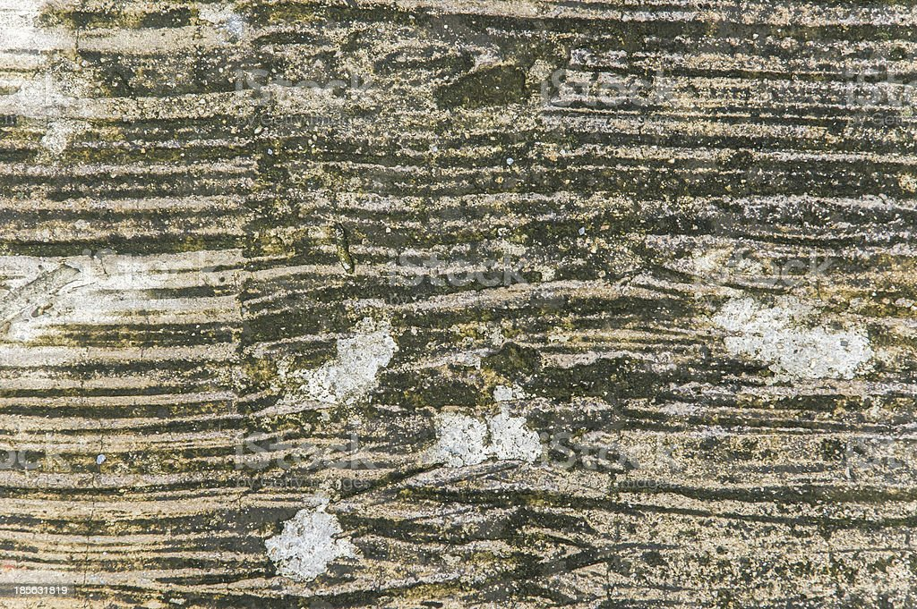 Texture of cement street royalty-free stock photo