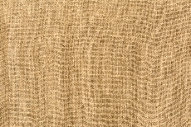 Texture of coarse linen fabric, sackcloth Texture of coarse linen fabric, sackcloth burlap stock pictures, royalty-free photos & images