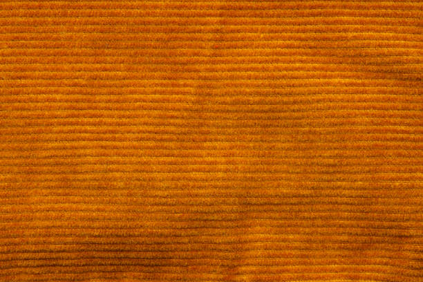 texture of corduroy velvet fabric close-up. - corduroy stock pictures, royalty-free photos & images