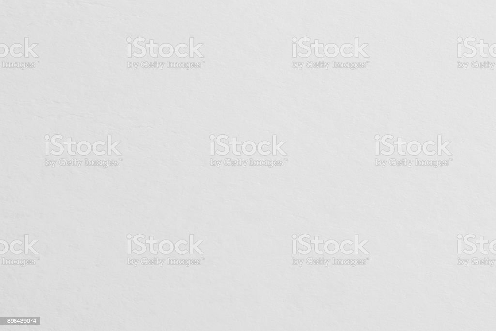 Texture of drawing paper white, abstract background stock photo