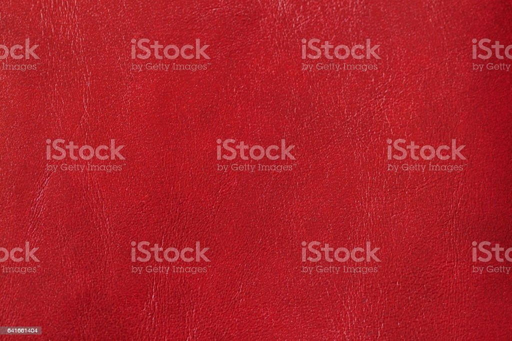Texture of genuine leather close-up, cowhide. For your background, backdrop, with copy space stock photo