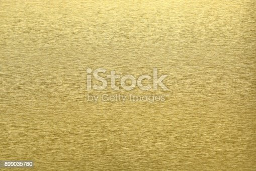 istock Texture of golden metal, abstract pattern background, selective focus 899035780