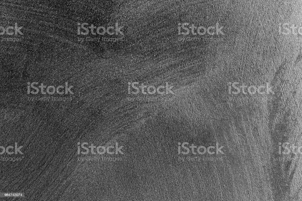 Texture of gray decorative plaster. royalty-free stock photo