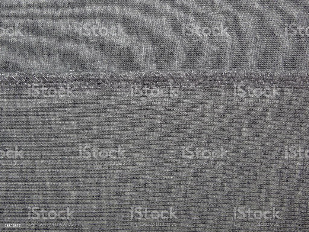 texture of gray fabric stock photo